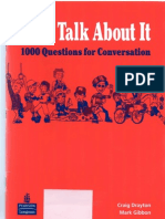 Let's Talk About It 1000 Questions for Conversation