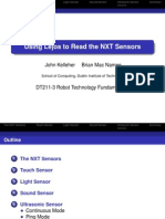 NXT Sensors