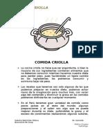 6. Criollo Light