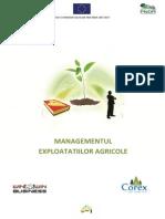 1.1 Managementul Exploatatiilor Agricole