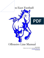 Offensive Line Manual
