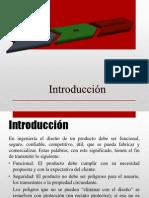 INTRODUCCIÓN DISEÑO MECANICO