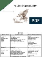 O-Line Manual 2010