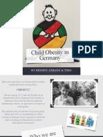 child obesity ibook bennet