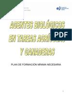 Agentes Biológicos en Tareas Agrícolas y Ganaderas