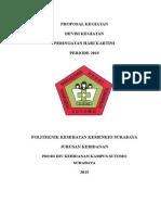 PROPOSAL Kegiatan Hari Kartini 2014 Fix Betul 2 Mei