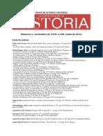 AHª Del 1 Al 188 Autores y Temas