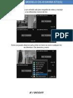 Manual DVR Hikvision DS-8104