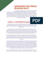 7480349 Livro Complementar Dos Efeitos Da Pocao Em Si