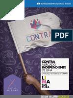 Contra Mercado Independiente de Lima - Catalago de Marcas de Diseño