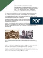Reseña de La Industria Automotriz Peruana