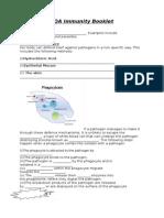AQA Immunity Booklet