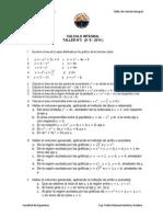 TALLER DE CALCULO INTEGRAL- APLICACIONES