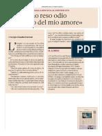 Perroni, Renuntio Vobis, rassegna stampa