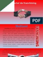 Contract de Franchising