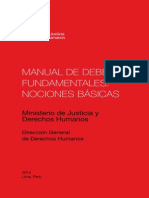 Manual Deberes y derechos
