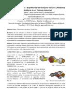 Analisis Modal Teorico-Experimental Del Conjunto Carcasa y Rodadura Del Eje Motriz de Un Vehiculo I