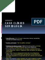 Caso Clinico Febre reumatica