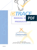 Dtrace Ganadero Manual