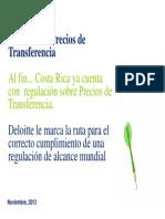 Tax TallerPreciosTransferencia Deloitte