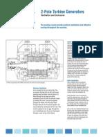 WEG 2 Pole Turbine Generators Ventilation and Enclosers Usa10008 Brochure English