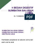 Dr.yus Obstruksi Usus