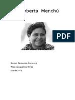 Rigoberta Menchú Oficial