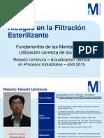 Filtración en Producción Roberto Uchimura.