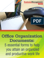 Office Organization Documents