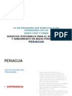 PERIAGUA-PRESENTACION