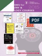Random House Psychiatry & Psychology Flyer