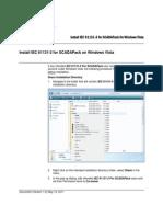 Install IEC 61131-3 on Vista
