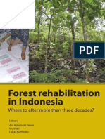 Forest Rehab. Indonesia