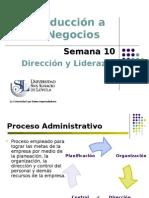 10 Direccion y Liderazgo
