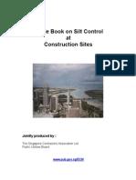 Silt Control Guide