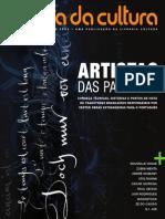 Revista Da Cultura. Artistas Das Palavras
