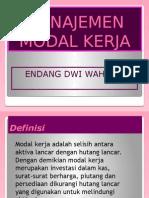 Bab IV Manajemen Modal Kerja2