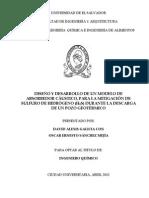Diseño y desarrollo de un modelo de absorbedor cáustico%2C para la mitigación de Sulfuro de Hidrógeno H2S durante la descarga de un pozo geotérmico.pdf