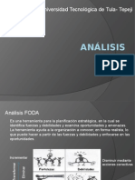 Análisis FODA1