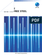 Tinplate and Tin Free Steel