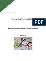 Aspectos Psicologicos Del Paciente Pediatrico (1) (Recuperado)