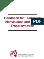 Nonviolence Handbook English