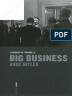 Pauwels Jacques R. - Big Business Avec Hitler