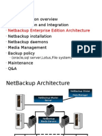 netbackup培训讲稿