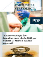 Clase de Anestesia