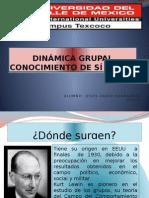 DINÁMICA GRUPAL