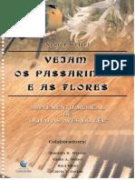 Vejam Os Passarinhos e as Flores - Igreja Luterana Capa