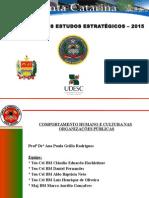 Apresentação aula Comportamento Humano - Assédio Moral na Organizações Militares.ppt