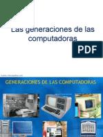 Resumen Generaciones de Las Computadoras