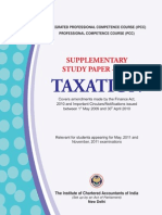 Supplementary Taxation